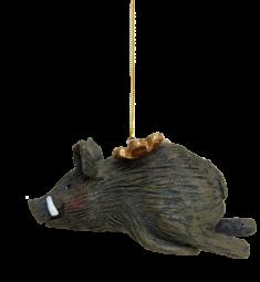 h�ngender Schwein-Engel, Eber
