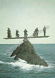 """Poster """"Das Quintett"""""""
