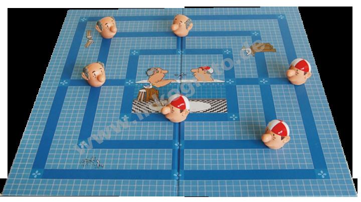Mühle Spiel  Loriot Spiele
