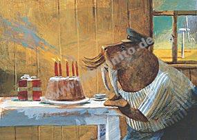 Walross Geburtstag