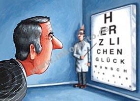 Optiker-Geburtstag