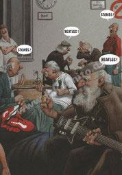 KD Stones / Beatles
