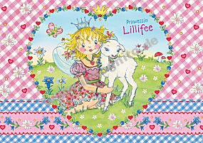 """Prinzessin Lillifee"" mit Lamm"