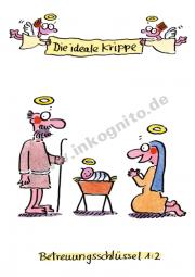Die ideale Krippe
