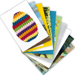 "Postkarten-Set ""Ostern"""