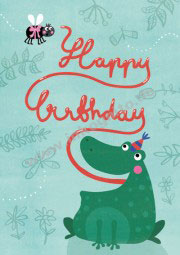 Happy Birthday Biene