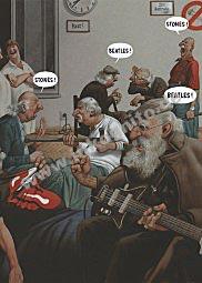 Stones/Beatles