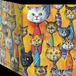 MN Katzenkrawatten