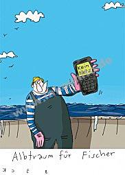 Albtraum für Fischer