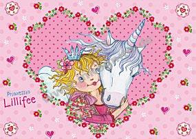 """""""Prinzessin Lillifee"""" mit Einhorn"""