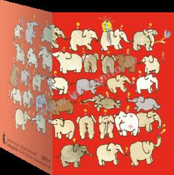 MN Kerzen-Elefanten