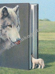 KD Wolf und Lamm