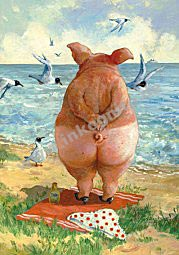 KD Strandschwein
