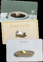 Frühstücksbrettchen-Paket Sowa