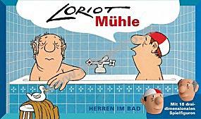 Das Loriot-Mühlespiel
