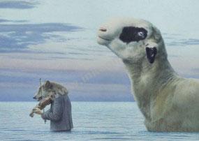 KD Schaf und Wolf