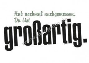 KD Grossartig