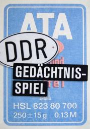 Memo ATA- Das DDR Gedächtnisspiel