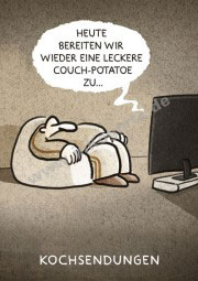 Couch Potatoe